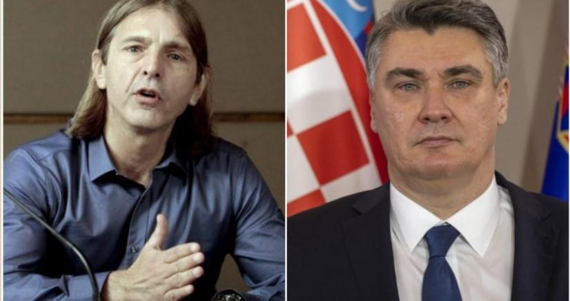 Ova tzv. građanska stranka želi Milanovića proglasiti nepoželjnom osobom u BiH!