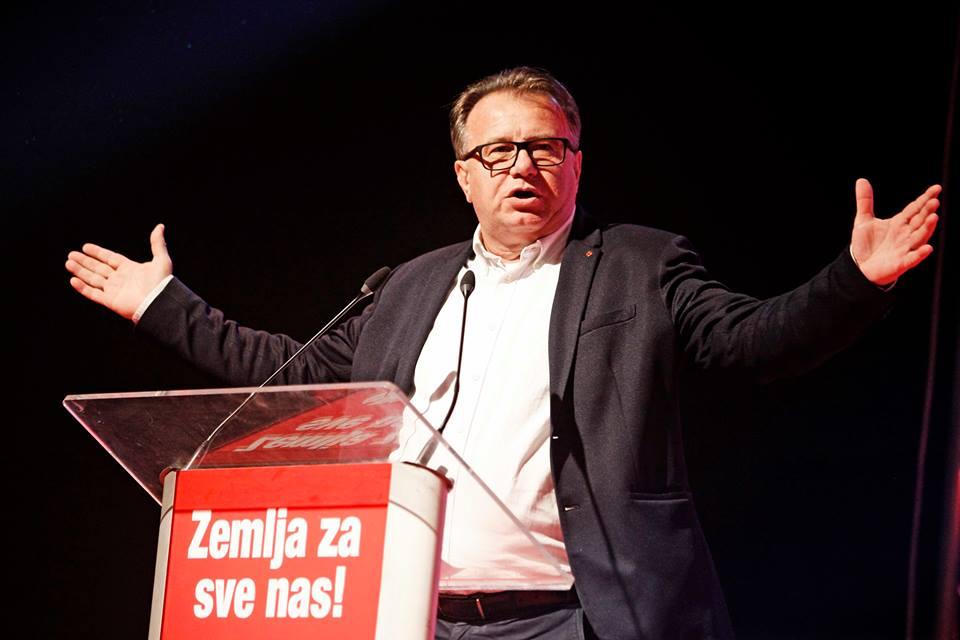Oho, SDP oštro reagirao na Bakirove izjave