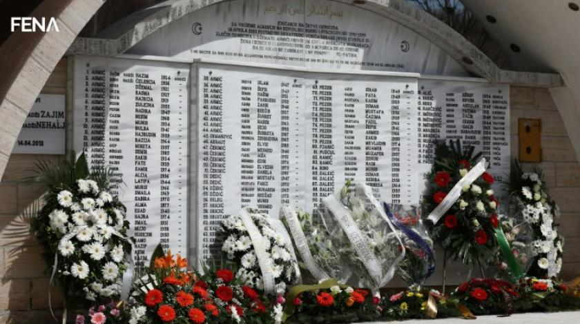 Danas obilježena 28 godišnjica od ubojstva 116 civila u Ahmićima