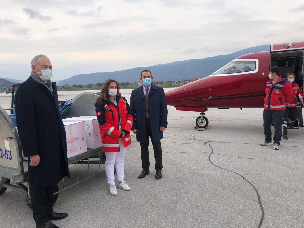 Stigla nova sadaka iz Turske za BiH: Dobili smo još 10.000 cjepiva