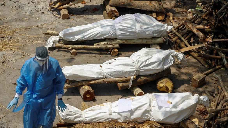 Katastrofa u Indiji: Dosad je zbog korone umrlo preko 200 tisuća ljudi