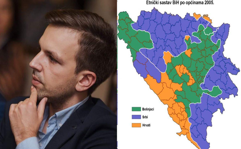 Ćubela: BiH je političko žarište koje je došlo do usijanja