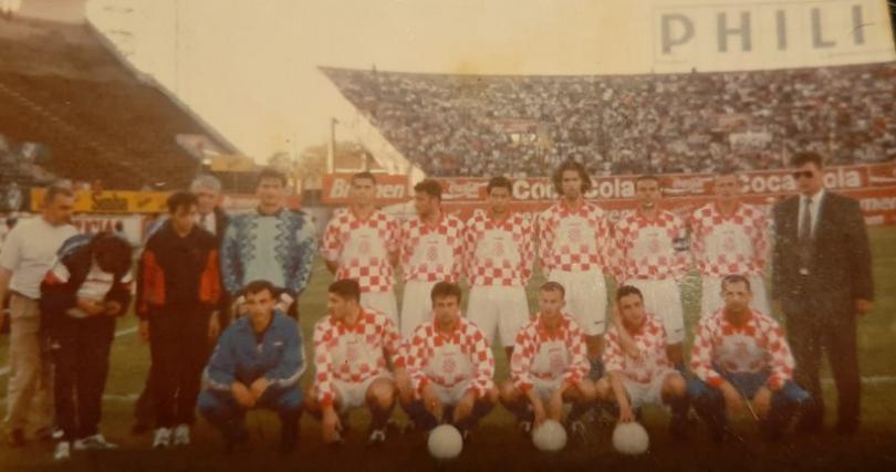 "VIDEO Dokumentarni film o povijesnoj utakmici ""Paragvaj – Herceg-Bosna, Asunción '96"""
