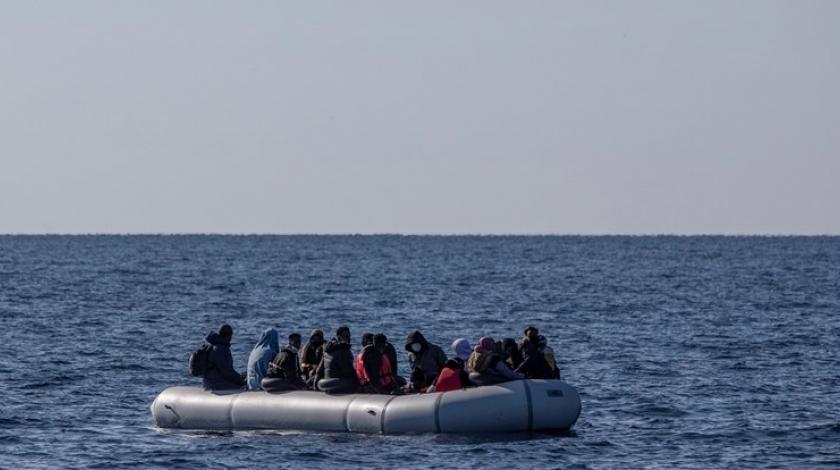 U potonuću broda poginuo najmanje 41 migrant