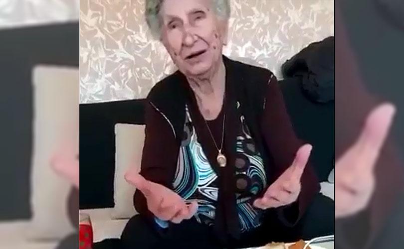 VIDEO Hercegovačka baka nasmijala mnoge, evo i zašto