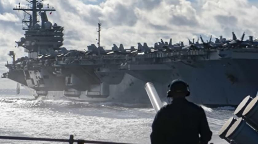 Rastu napetosti: Iranski brodovi se primaknuli američkim na samo 68 metara