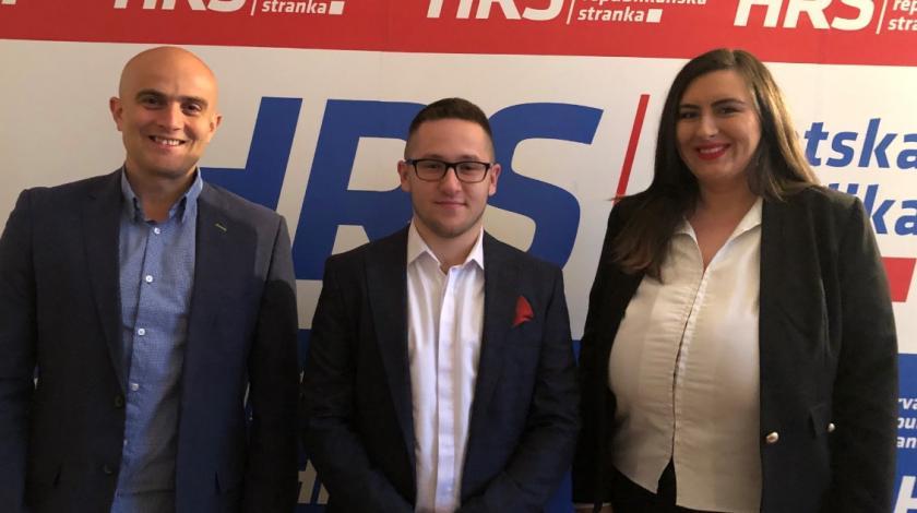 Dario Hrkać novi predsjednik G.O. HRS-a Široki Brijeg