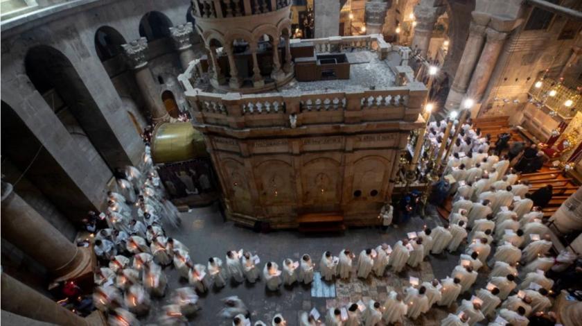 U Izraelu kršćani slave Uskrs uz blaže mjere