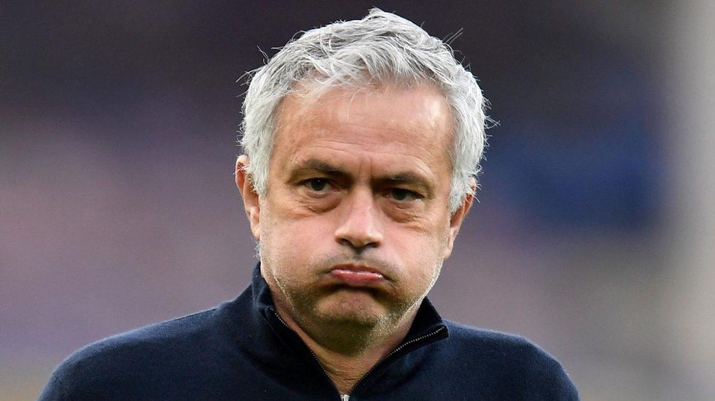 Jose Mourinho dobio otkaz u Tottenhamu