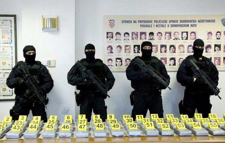 Pošiljku u kojoj je bilo 500 kg kokaina naručila tvrtka iz BiH