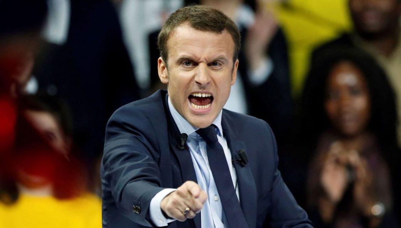 Glupan koji je ošamario Macrona bi mogao nadrljati. I to gadno.