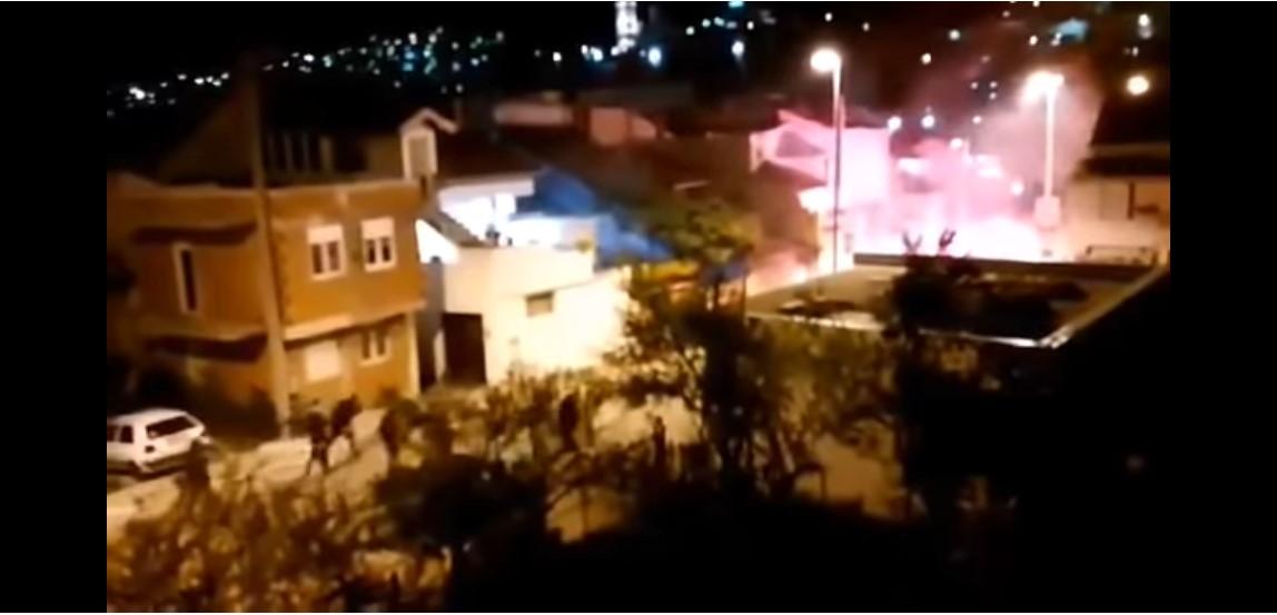 Nakon nereda u Mostaru uhićene tri osobe, za ostalim se traga