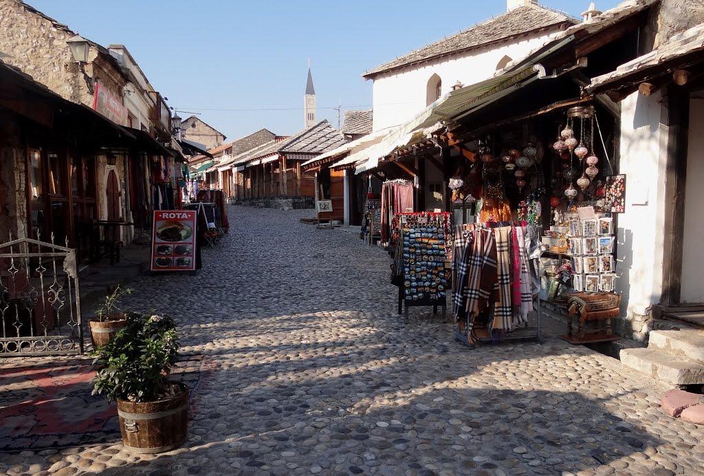 Mostar: U Starom gradu nisu vraćeni objekti 25 godina od rata