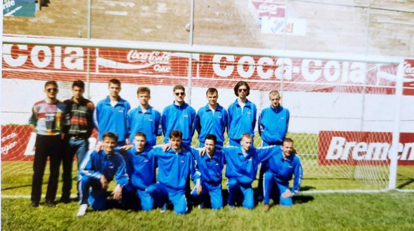 Snimljen je dokumentarac o nogometnoj reprezentaciji Herceg-Bosne