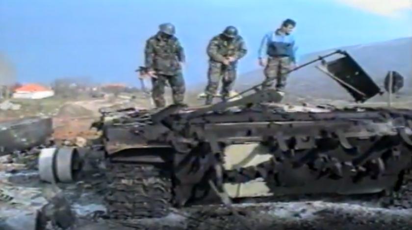 23. travnja 1992. – Napad i bitka za Livno
