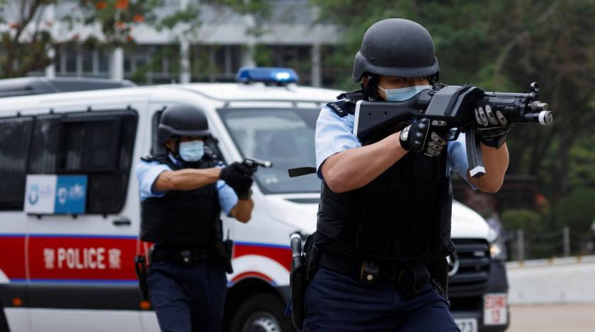 Masakr u Kini: Nožem ubio dvoje djece, ranjeno 16 osoba