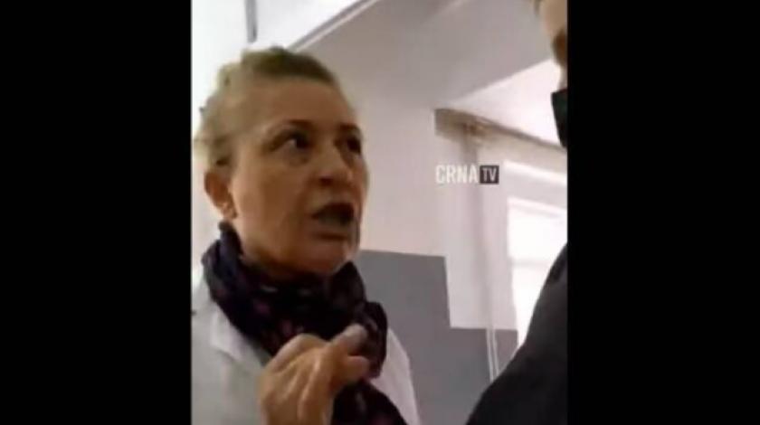 """VIDEO Evo što je rekla liječnica koja je poznata po prijetnjama muškarcu da će ga """"bubnut u jaja"""""""