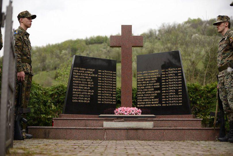 Prošlo je 28 godina od stravičnog pokolja Hrvata u Trusini kod Konjica
