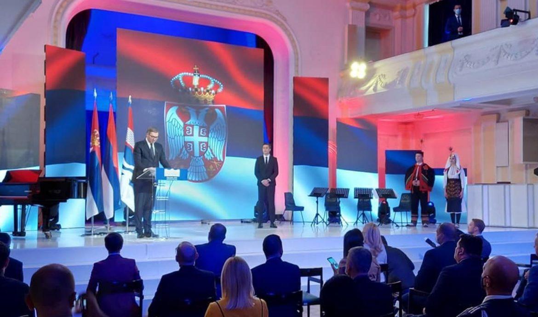 Vučić otkrio što za njega znači velika Srbija i najavio potporu tom projektu!