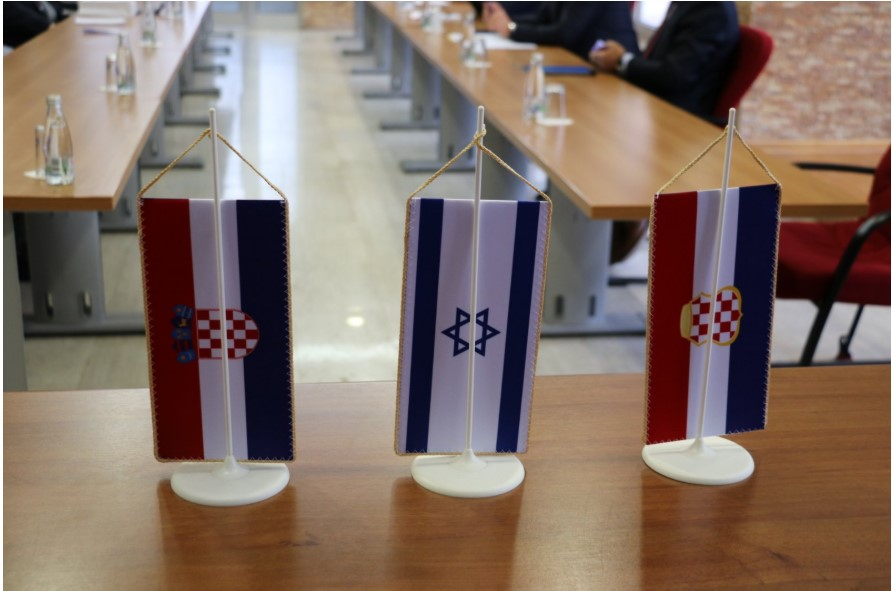 Izaslanstva Izraela i Hrvatske održala sastanak s premijerom ŽZH: Cilj je dugoročna suradnja