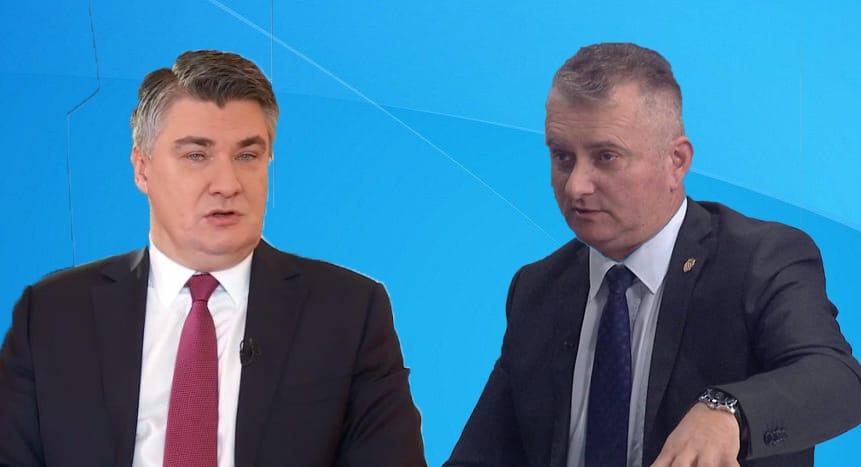 Karamatić nam je komentirao Milanovićevo druženje s časnicima HVO-a, evo što kaže