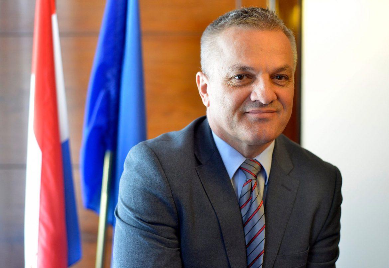 Milas zahvalio bh. Hrvatima za 1,5 milijuna kuna za školu u Petrinji