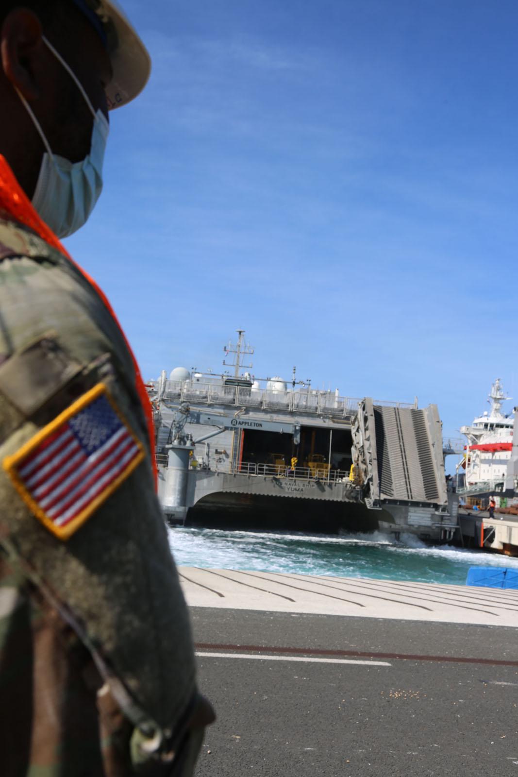 Američka vojska stiže u Hrvatsku, u tijeku pripreme za veliku vojnu vježbu