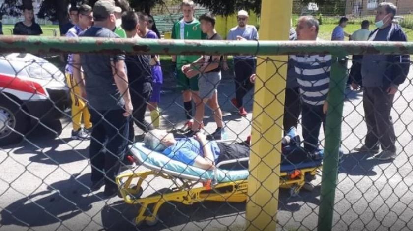 VIDEO Na utakmici juniora došlo do masovne tučnjave, ima i ozlijeđenih