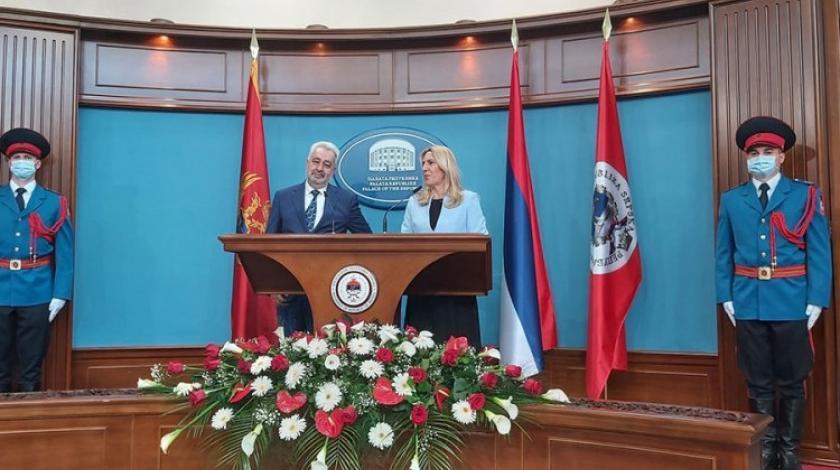 Crnogorski premijer posjetio Republiku Srpsku
