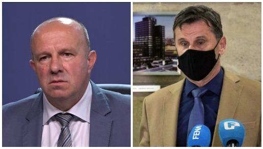 Direktor ZZHZ podnio ostavku: Novalić ga indirektno prozvao kukavicom?