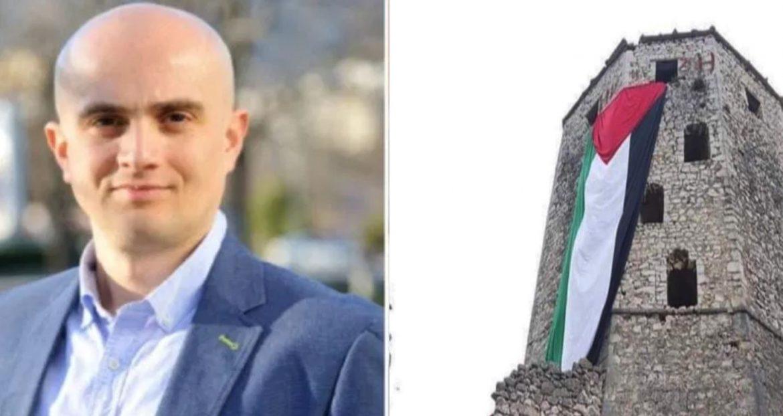 Raguž za Bild.ba: Folklorističko seljakanje jedne te iste palestinske zastave po spomenicima kulture