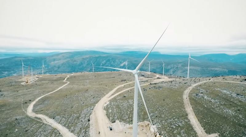 Hercegovina ima nevjerojatno velik potencijal vjetra: Veći i od potrošnje struje u BiH