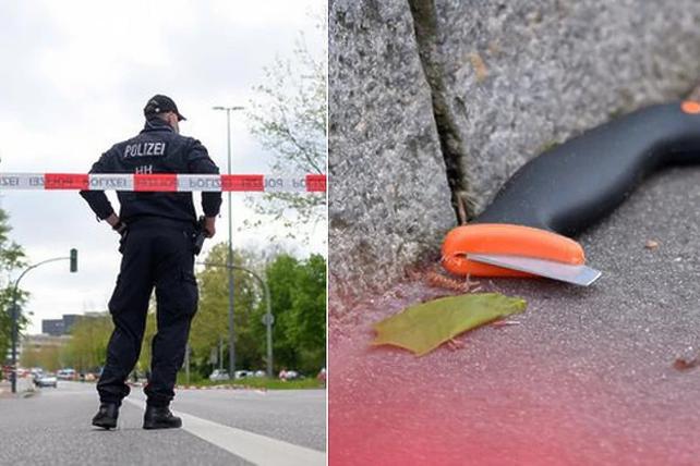 Policija u Njemačkoj ubila muškarca koji je mahao nožem i vikao Allahu ekber