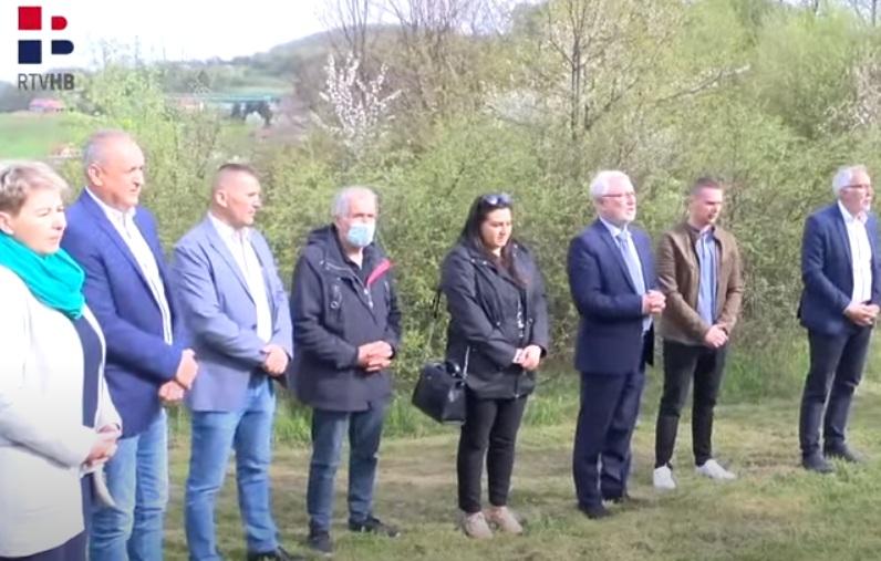 Komunistički zločini: Obilježeno stradanje Hrvata na Crvenoj stijeni