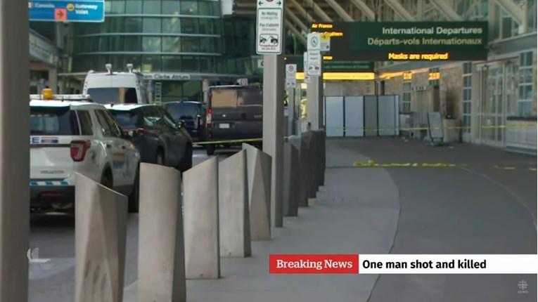 Jedna osoba ubijena u pucnjavi na aerodromu