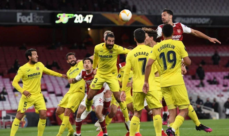 United i Villarreal u finalu Europske lige