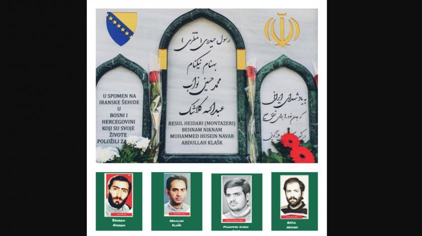 """Manji dio BiH slavi Dan Šehida: U Sarajevu se prisjetili """"četvorice iranskih šehida"""""""