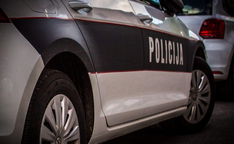 Automobil udario i teško ozlijedio maloljetnika u Mostaru