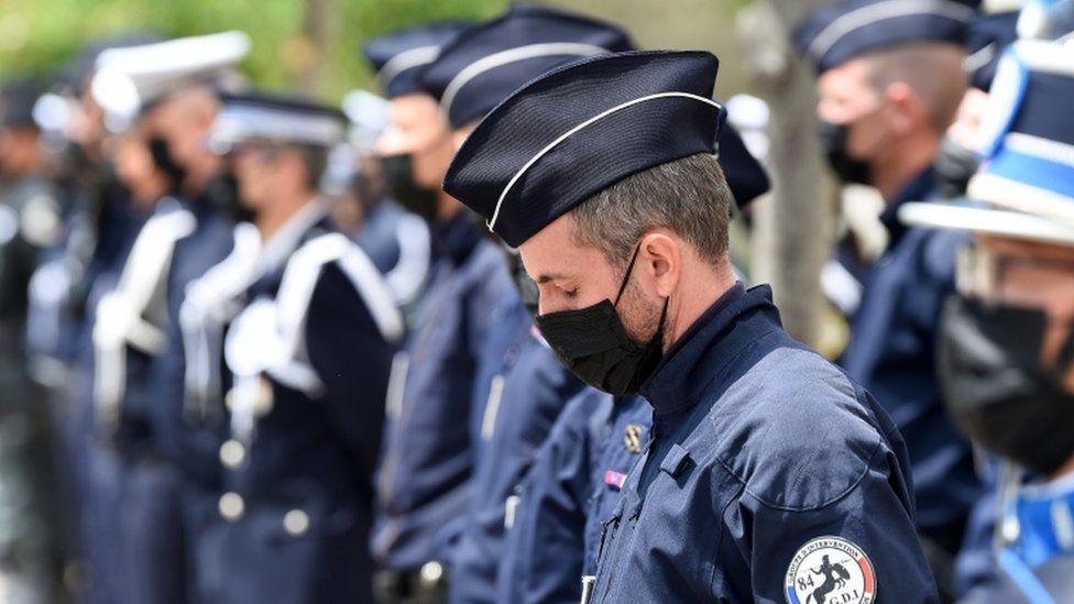 U Francuskoj uhvaćen bivši vojnik koji je naoružan bježao policiji