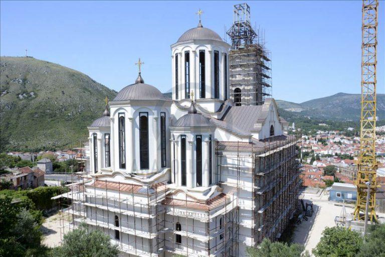 U Sabornu crkvu u Mostaru uloženo više od 8 milijuna KM