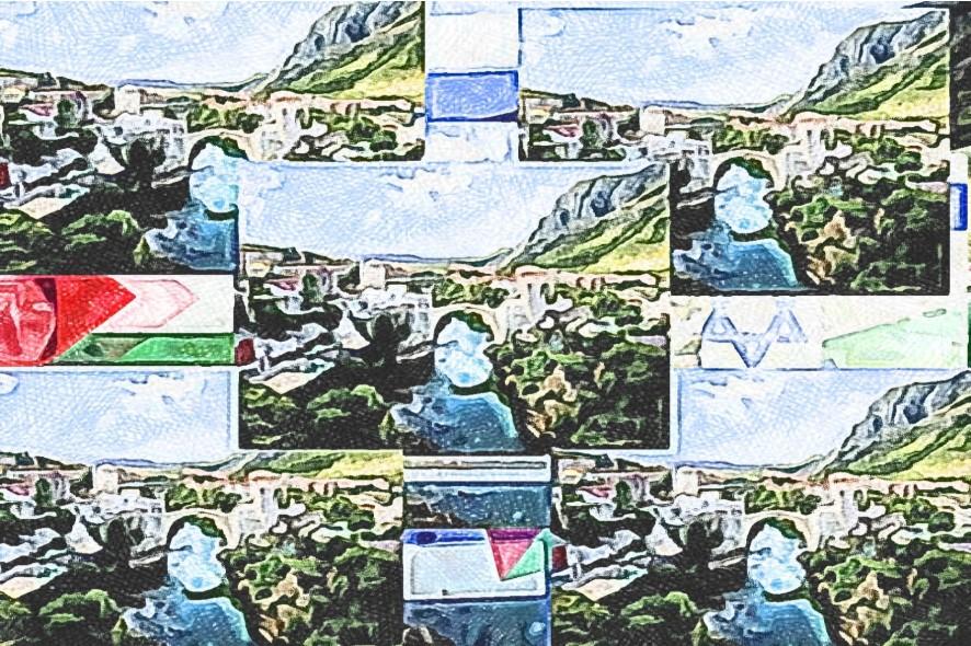 Kamo plovi grad na Neretvi: (N)i Izrael (n)i Palestina. Pitali smo Kordića zašto