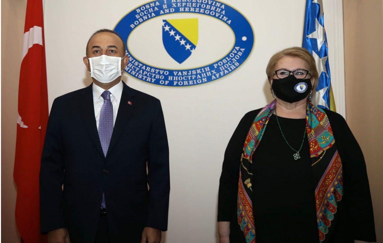 """Turski ministar: Oni koji pišu i plasiraju non paper to čine sa """"zadnjim namjerama"""""""
