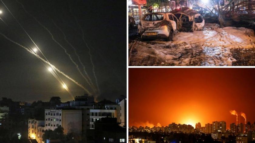 """Eskalacija sukoba između Izraela i Hamasa: """"Idemo prema ratu…"""""""