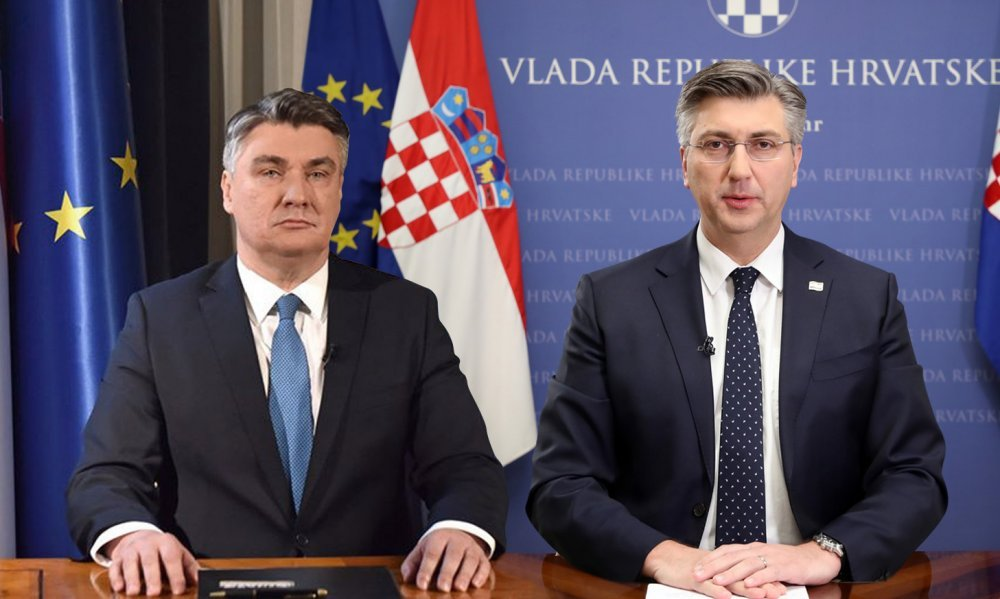 Složili se Milanović i Plenković o potpori Hrvatima izvan RH: Hrvati u BiH posebno važni