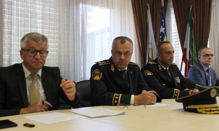 U policijskoj akciji uhićeno 30 osoba na području tri županije