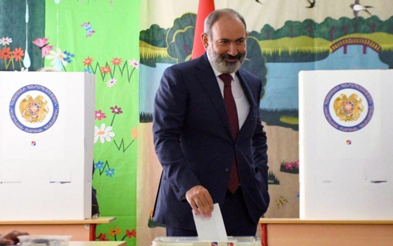 Na parlamentarnim izborima u Armeniji vodi stranka aktualnog premijera