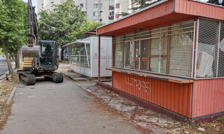 Gradska uprava Mostara nastavlja uklanjati bespravne građevine