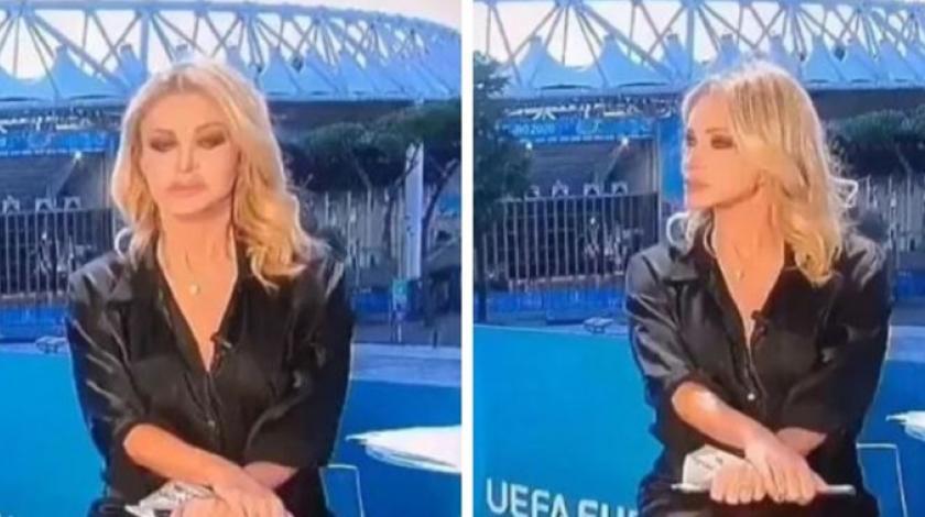 VIDEO Novinarka u emisiji pokazala međunožje