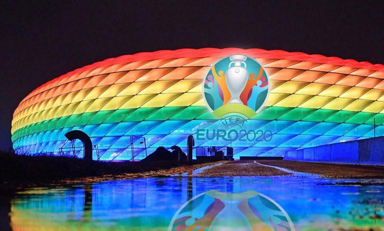 Ne da UEFA: Allianz Arena neće svijetliti u duginim bojama