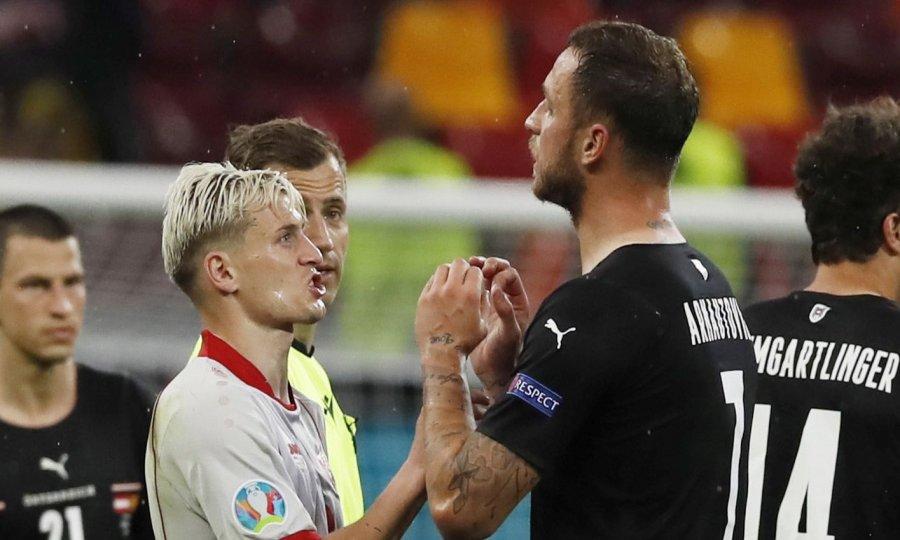 Arnautović suspendiran